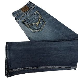 "BKE Madison Boot Stretch Jeans Sz 26 Inseam 29.5"""